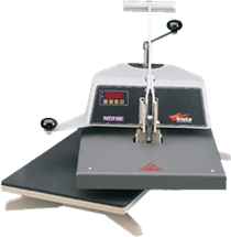 Plancha Manual Digital HTP 234 TMT