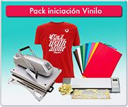 pack vinilo textil