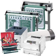 Instalación de Impresoras y Plotters