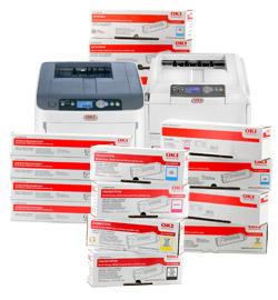 Toner y consumibles para impresoras OKI