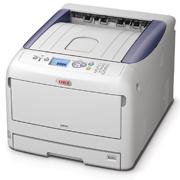 Impresora Láser A3 OKI C831 N