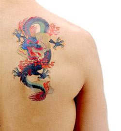 Papel Transfer Tattoo
