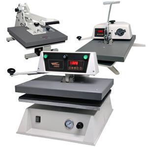 Máquinas de aplicación para Transfer Láser