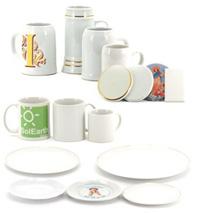Soportes de cerámica para personalizar