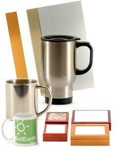 soportes de ceramica y metal