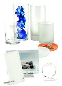 soportes de vidrio y metacrilato para personalizar