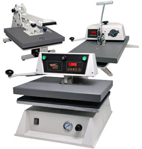 maquinas de aplicacion para vinilo textil